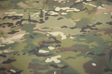 "MULTICAM NYLON FR TWILL CAMOUFLAGE FABRIC MILITARY 60""W CAMO SOLD BTY"