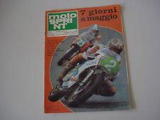 MOTOSPRINT 21/1977 BULTACO FRONTERA 250/HONDA 650 SAMOTO/DUCATI 350 SPORT