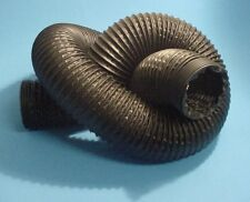 """Lincoln 3"""" Black Flexible Air Cleaner Intake Tube Hose Defroster SOLD BY FT Nos"""