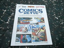 #260 COMICS REVUE vintage comic strip magazine (UNREAD - NO LABEL )