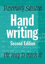 Handwriting: The Way to Teach it by Rosemary Sassoon (Paperback, 2003)