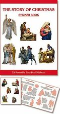The Story of Christmas Sticker Book Paperback NEW SKU PS065