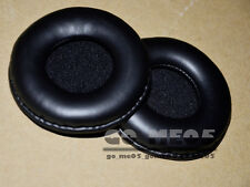 Black 70mm ear pads cushion earpad cover foam headset pillow 72mm 7cm ir