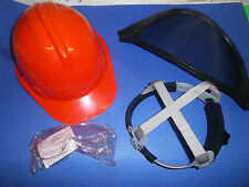 NEW CHAINSAW PRO FOREST HELMET SYSTEM WITH FACE SHIELD 19603 BTT