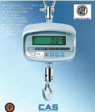 Certified Heavy Duty Crane Scale 500X 0.2 LB,NTEP,Legal For Trade,Weather Proof
