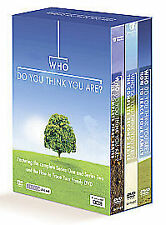Who Do You Think You Are: Complete BBC Series 1 & 2 Box Set (Including How to Tr