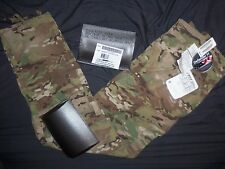 MULTICAM TROUSERS LARGE-LONG NWT GENUINE USA MILITARY DEFENDER ACU CAMO PANTS pb