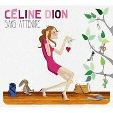 CÉLINE DION - SANS ATTENDRE  CD  14 TRACKS INTERNATIONAL POP  NEU