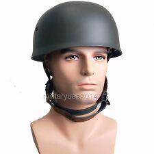 WWII German Fallschirmjager Paratrooper M38 Helmet M38 Steel Helmet with Liner