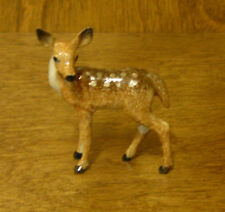 """DEER FIGURINE, 2.25"""" high,  NEW from our Retail Store"""