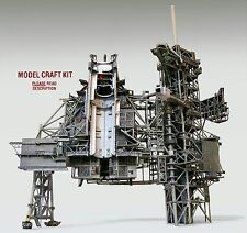 Space Shuttle Launch Complex 39A Kit for Airfix/Revell w/Boosters 144- FACT. 2ND