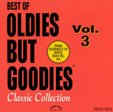 Oldies But Goodies Classic Oldies But Goodies 3 CD