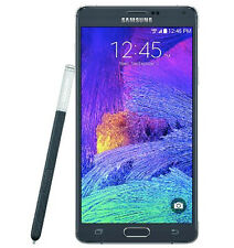 Used Rough Samsung Galaxy Note 4 SM-N910A - 32GB - Black (AT&T) 4G Smartphone