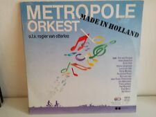 METROPOLE ORKEST olv ROGIER VAN OTTERLOO Made in Holland  7180