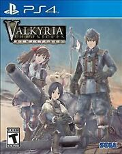 Valkyria Chronicles Remastered (Sony PlayStation 4, 2016)