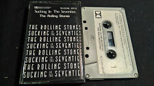 THE ROLLING STONES Sucking In The Seventies *UNIQUE MC TAPE NEW ZEALAND*