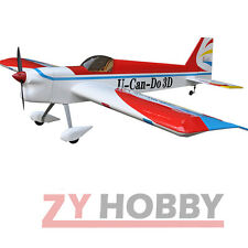 1500mm 60inch Sky Trainer Radio Control 3D RC Airplane RTF Red Eagle Aircraft