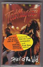 TED NUGENT - Spirit of the Wild (1995) Cassette NEW!