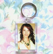 100x Blank Acrylic Keyrings 49x35mm Frame & 43x28mm Photo Size (key ring) 09008