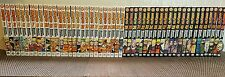 Naruto Manga Vol 1-50 IMMACULATE