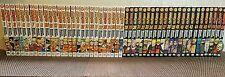 Naruto Manga Vol 1-50 IMMACULATE