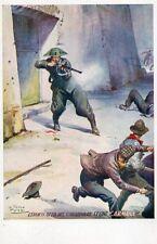 Arma dei Carabinieri, Atti Eroici - Ill. Pisani - Non Viaggiata - CC003