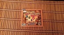 Jewel Quest PC Gem Matching Puzzle Game factory sealed-fast ship