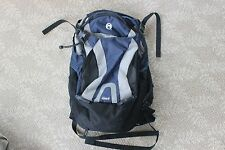 Coleman Soft Backpack Backpac Blue Camping Hiking Fishing