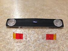 1/18 MODEL ICONS FORD ESCORT MK2 GRILL & LIGHT SET MODIFIED TUNING UMBAU DIORAMA
