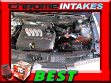K&N+BLACK RED 99-06 VW/BEETLE/GOLF/JETTA/GTI/AUDI TT 1.8/1.9/2.0/2.8L AIR INTAKE