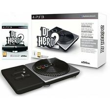 DJ Hero 2 Turntable Bundle Wii GAME PAL *BRAND NEW!* + Warranty!!