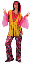 HIPPY WOMEN ADULT COSTUME  FOR FANCY DRESS PARTY DRESS