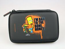 BART SIMPSON - The Simpsons Airform Case - Nintendo DS Lite DSi 3DS - BLACK