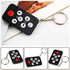 TV Mini Keychain Universal Remote Control for Philips Sony Panasonic Toshiba LO