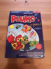 NEW PLUMO AU PARC! CogniScience Windows Mac OS French Software 2003 Game Rare