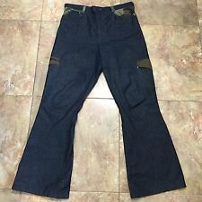 Mil-Attire Millitary New York - Florida Camoflauge Jeans Size 36 x 34