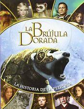 LA BRUJULA DORADO LA HISTORIA DE LA PELICULA  9788493599621 HARRISON, PAUL