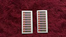 NOS OLD SCHOOL BMX REVCORE HUB STICKERS OG ORIGINAL 80s CW