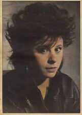 31/12/83PN60 ARTICLE & 15X11 B/W POSTER THE ACTRESS/COMEDIENNE TRACEY ULLMAN
