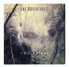 """The Adventures - Two Rivers / Love In Chains (Live) - Scarce 7"""" Vinyl Single"""