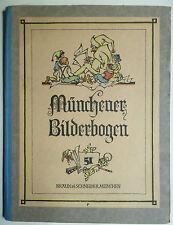 Münchner Bilderbogen 51, Münchner Bilderbogen, Paul Neu, Ernst Kutzer,
