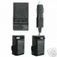 Charger for JVC GZ-MG555EX GZ-MG555 GZ-MG575US