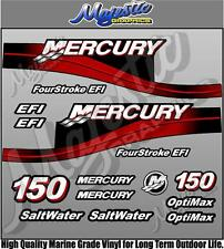 MERCURY 150hp - EFI - OUTBOARD DECALS