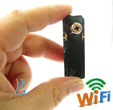 NEW wireless IP Network Hidden SPY camera Security mini WIFI DIY micro Recorder