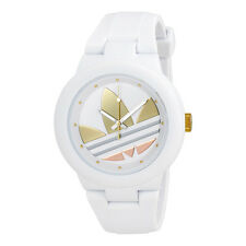 Adidas Aberdeen White Dial Mens Watch ADH9083
