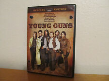 YOUNG GUNS DVD - I combine shipping - Special Edition