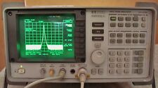 HP - AGILENT 8562A 22 GHz SPECTRUM ANALYZER W/ MEMORY MODULE! NIST CALIBRATED !