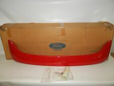 New OEM 200-2004 Ford Focus Rear Spoiler Wing Kit Red Painted