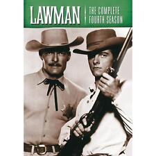 Lawman: The Complete Fourth Season dvd John Russell, Peter Brown, Peggie Castle