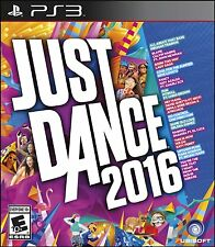 NEW Just Dance 2016 (Sony PlayStation 3, 2015)